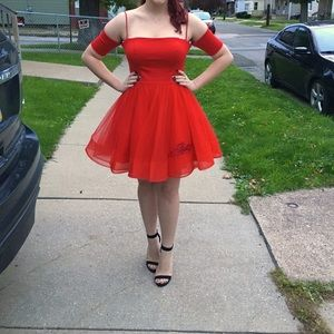 homecoming dress!